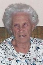 Evelyn R.  Hamm (Cline)